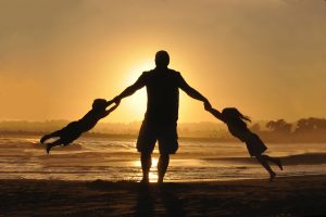 Father with Children - Parenting - Parent & Family Counseling - Greenville, SC 29615