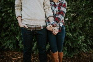 Couple holding hands - Couples & Marriage Counseling - Greenville, SC 29615