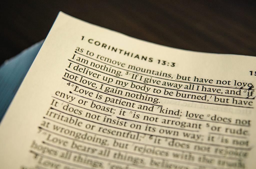 Premarital Counseling l 1 Corinthians 13 l Greenville SC