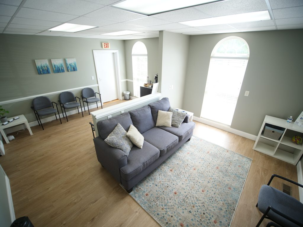 Counseling Waiting Room l Counselor l Greenville SC 29615